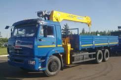 КамАЗ 65117. Soosan SCS746L на шасси Камаз 65117-3010-23, 8 000 куб. см., 7 000 кг.