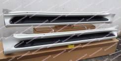 Подножка. Toyota Land Cruiser Prado, TRJ125, TRJ12, GDJ150W, GDJ151W, TRJ120, KDJ150L, GRJ150W, TRJ120W, GRJ151W, TRJ150W, GDJ150L, TRJ125W, GRJ150L