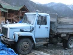 ГАЗ 4509. Продается самосвал ГАЗ САЗ 4509, 4 250 куб. см., 8 840 кг.