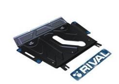 Защита двигателя. Toyota RAV4