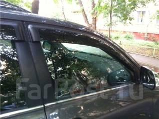 Ветровик на дверь. Toyota Highlander