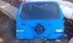 Дверь багажника. Suzuki Jimny, JB23W