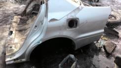 Задняя часть автомобиля. Toyota Camry, SV40 Двигатель 3SFE