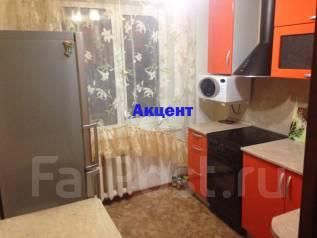 1-комнатная, улица Котельникова 15. Баляева, агентство, 36кв.м.