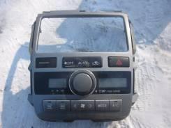 Блок управления климат-контролем. Toyota Ipsum, ACM21, ACM26 Двигатель 2AZFE