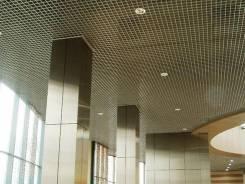 Потолок Грильято Подвесной потолок Ячейка Ячеистый потолок Потолок