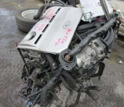 Двигатель в сборе. Toyota Mark II Wagon Qualis, MCV20W, MCV20 Toyota Windom, MCV20 Двигатель 1MZFE