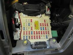 Блок предохранителей, реле салона. Hyundai Solaris, RB, Z94CT Двигатели: G4FA, G4FC