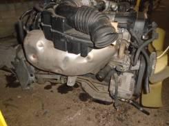 Двигатель в сборе. Toyota Crown Majesta, JZS155 Двигатель 2JZGE
