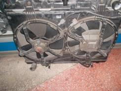Радиатор охлаждения двигателя. Nissan Liberty, PM12