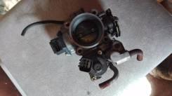 Заслонка дроссельная. Mitsubishi Pajero Двигатель 6G72