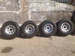 Mickey Thompson. 8.0/8.0x16, 6x139.70, ET0/-6