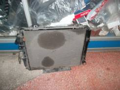 Радиатор охлаждения двигателя. Nissan Vanette Largo, KHGC22, KMGC22 Двигатели: CA18T, CA20S