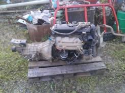 МКПП. Toyota Hiace Toyota Dyna Двигатель 2L