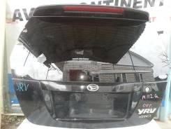 Дверь багажника. Daihatsu YRV, M211G Двигатель K3VET