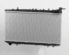 Радиатор охлаждения двигателя. Nissan Primera, P10E Двигатели: SR20DI, GA16DE, GA16DS, SR20DE