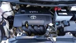 Двигатель. Toyota Ractis, NCP100 Двигатель 1NZFE
