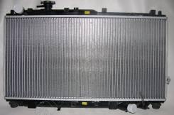 Радиатор охлаждения двигателя. Kia Spectra