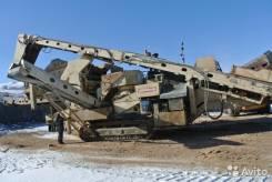 Продается Дробильная установка Lokotrack 1200B. 2 300куб. см.