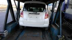 Дверь багажника. Toyota Ractis, NCP100, SCP100, NCP105 Двигатели: 1NZFE, 2SZFE