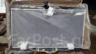 Радиатор охлаждения двигателя. Toyota Camry, GSV50, ASV50, ACV51, AVV50 Двигатели: 2GRFE, 1AZFE, 2ARFXE, 2ARFE