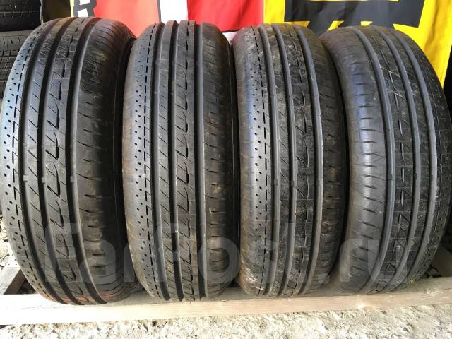 Bridgestone Ecopia PRV. Летние, 2012 год, без износа, 4 шт