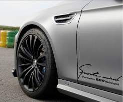 Наклейка. Mini BMW
