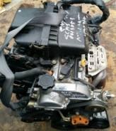 Двигатель в сборе. Toyota: Yaris, Ractis, Platz, Vios, Vitz, Soluna Vios, Echo, Belta Двигатель 2SZFE. Под заказ