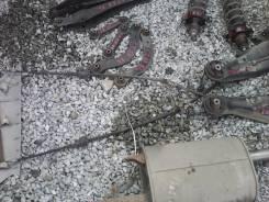Тросик ручного тормоза. Mitsubishi Lancer Cedia, CS2A Mitsubishi Lancer, CS2A Двигатель 4G15
