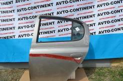 Дверь задняя левая на Toyota VITZ NCP15