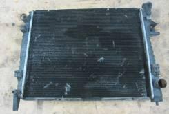 Радиатор охлаждения двигателя. Dodge Ram, 1500