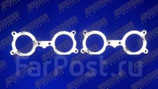 Прокладка выпускного коллектора. Subaru Forester, SG5, SG9, SG9L Subaru Impreza, GDA, GDB, GGA, GGB, GRB, GRF, GVB, GVF Двигатели: EJ205, EJ255, EJ207...