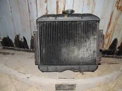 Радиатор охлаждения двигателя. ГАЗ Волга