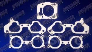 Прокладка впускного коллектора. Subaru Legacy, BE5, BL9, BHC, BL5, BP9, BE9, BR9, BP5, BM9, BPH, BH9, BH5, BHCB5AE Subaru Impreza, GGA, GDD, GGC, GH3...