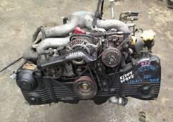 Двигатель в сборе. Subaru Legacy, BP5, BL5 Двигатель EJ204. Под заказ