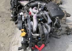 Двигатель в сборе. Subaru Legacy, BP5, BL5 Двигатель EJ204