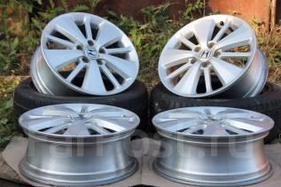 Honda. 6.5x17, 4x114.30, ET55, ЦО 60,0мм.