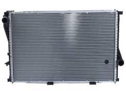 Радиатор охлаждения двигателя. BMW 3-Series, E46/3, E46/2, E46/4