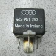 Датчик включения вентилятора. Audi