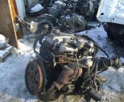 Двигатель в сборе. Mitsubishi Delica, P25W Двигатель 4D56