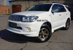 Обвес кузова аэродинамический. Toyota Fortuner, KUN50, TGN51L, GGN50, KUN51, TGN51, LAN50, KUN51L