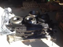 Барабан тормозной. Hyundai: Mighty, HD, Porter, Porter II, County Kia Bongo Daewoo Novus Двигатели: D4GA, D4AF, D4DD