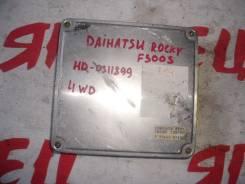 Блок управления efi DAIHATSU ROCKY Daihatsu Rocky, F300S, HDE