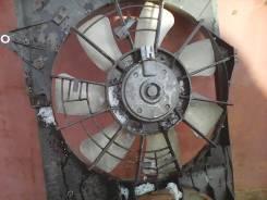 Вентилятор охлаждения радиатора. Mazda Mazda6, GG