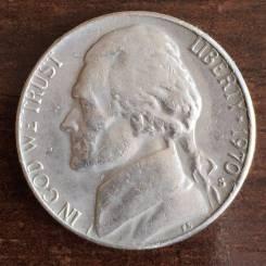 5 центов США 1970