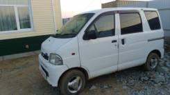 Daihatsu Hijet. механика, 4wd, 0.7, бензин, 120 000 тыс. км