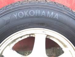Yokohama Job RY52. Летние, 2010 год, износ: 5%, 4 шт