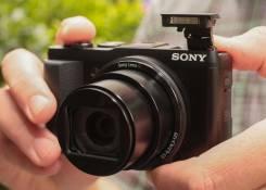 Sony Cyber-shot DSC-HX50. 20 и более Мп, зум: 14х и более