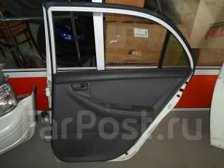 Дверь багажника. Toyota Corolla, NZE121 Двигатель 1NZFE