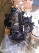 Двигатель в сборе. Skoda Fabia